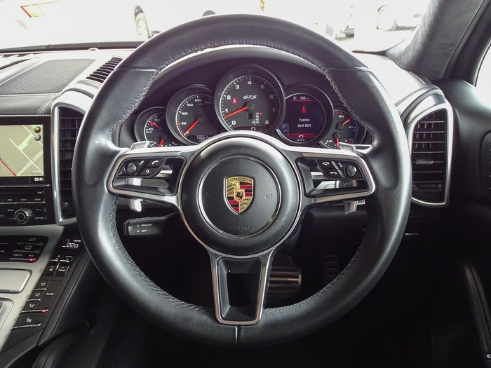 2016 Porsche Cayenne GTS 92A MY16 4X4 On Demand White