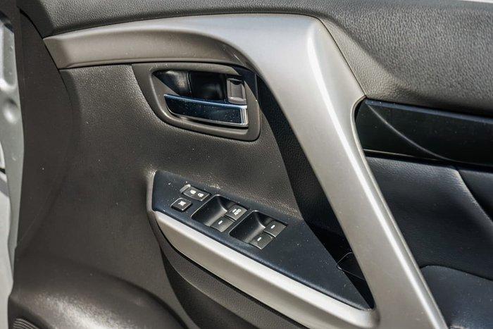 2016 Mitsubishi Pajero Sport GLS QE MY17 4X4 Dual Range Grey