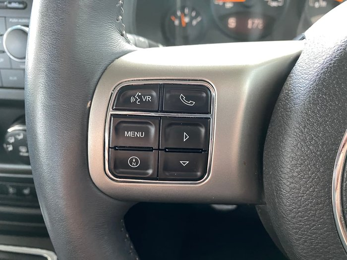 2015 Jeep Patriot Sport MK MY15 Red