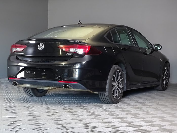 2019 Holden Commodore RS ZB MY19 4X4 On Demand Black