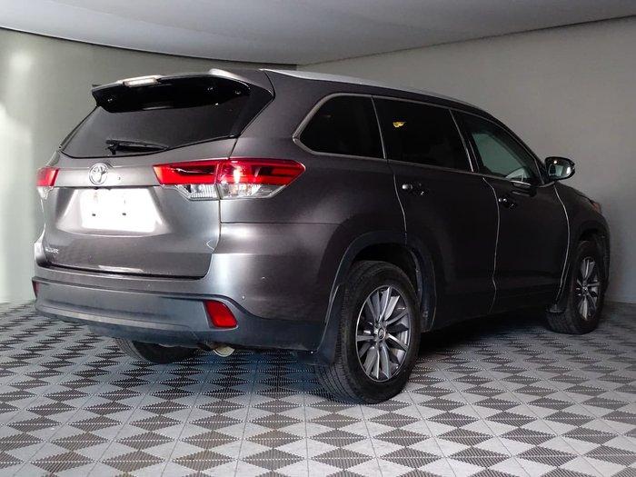 2019 Toyota Kluger GXL GSU50R Grey