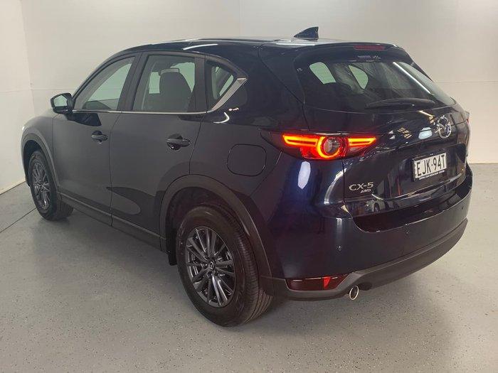2020 Mazda CX-5 Maxx Sport KF Series 4X4 On Demand Blue