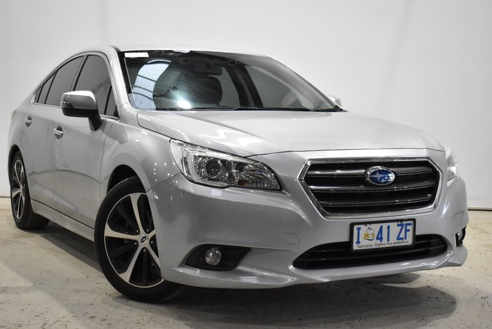 2016 Subaru Liberty 2.5i 6GEN MY16 Four Wheel Drive Silver