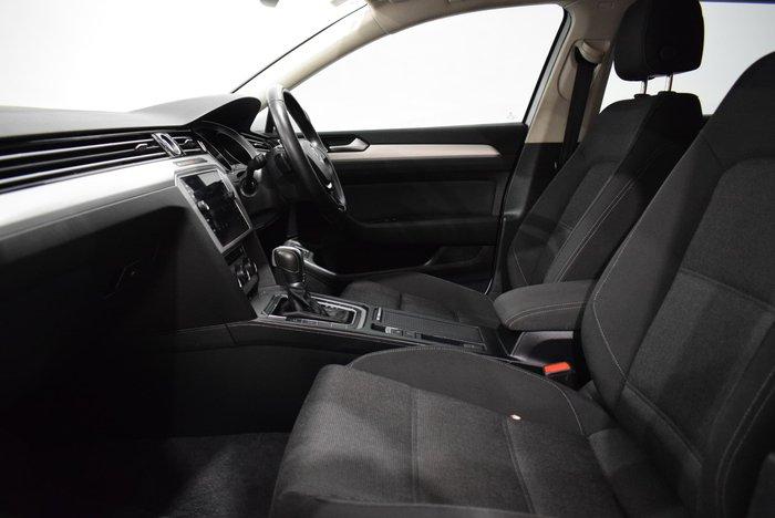 2018 Volkswagen Passat 132TSI B8 MY18 White