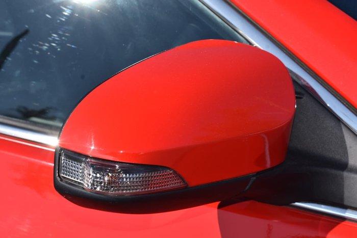 2016 Toyota Camry Atara SL ASV50R Red