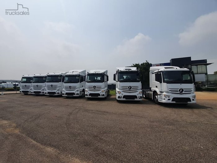 2020 MERCEDES-BENZ ACTROS 2646 LS/33 6X4 PURE null null null