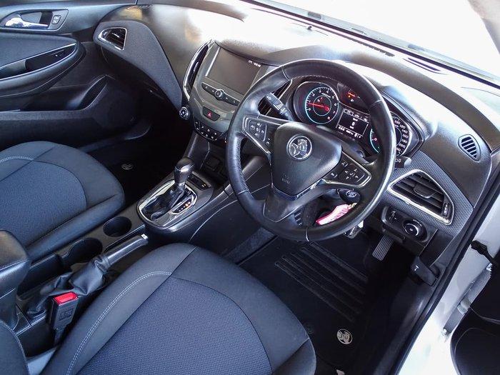2017 Holden Astra LS+ BL MY17 White