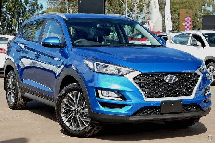 2020 Hyundai Tucson Active X