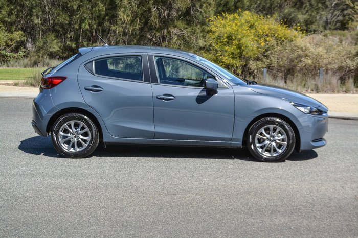 2019 Mazda 2 G15 Pure DJ Series Grey