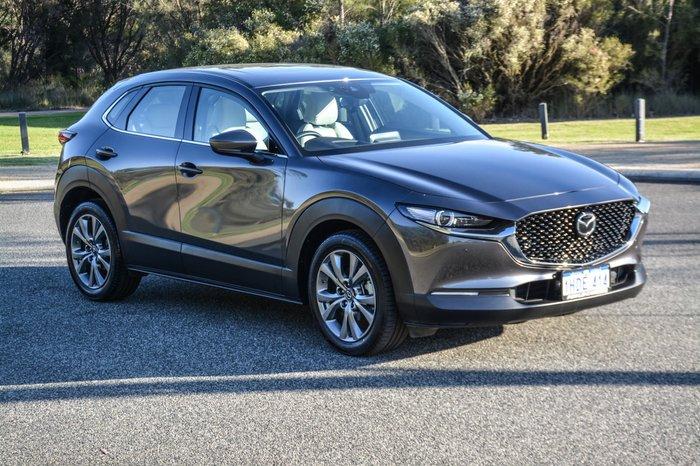 2019 Mazda CX-30 G25 Astina DM Series Grey