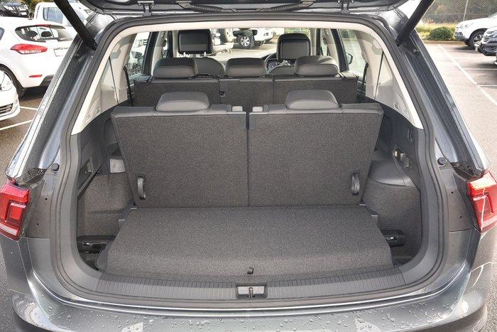 2020 Volkswagen Tiguan 132TSI Comfortline Allspace 5N MY20 Four Wheel Drive Grey