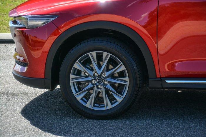 2020 Mazda CX-8 GT KG Series Red