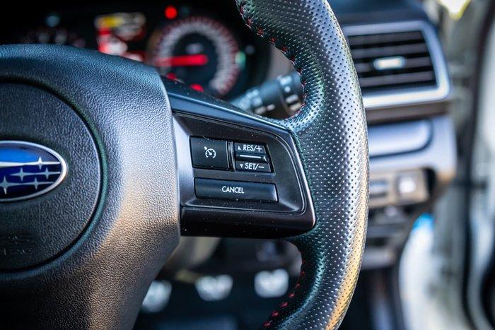 2017 Subaru WRX STI spec.R V1 MY18 Four Wheel Drive White