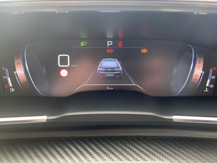 2019 Peugeot 508 GT R8 MY20 Grey
