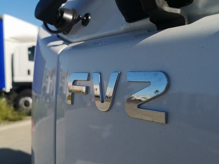 2020 Isuzu ISUZU FVZ 260-300 AUTO MWB null null White