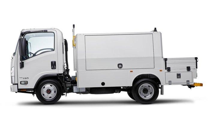 2020 Isuzu NLS 45 SERVICE PACK White