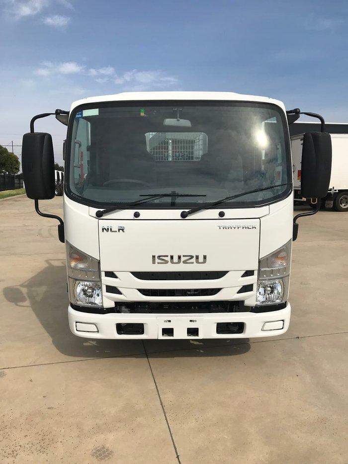 2021 Isuzu NLS 45 SERVICE PACK White