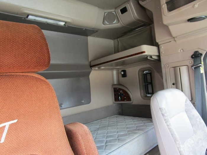 2007 INTERNATIONAL 9900I EAGLE WHITE