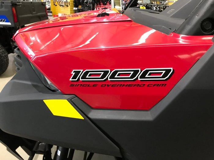 2020 Polaris RANGER 1000 EPS Red