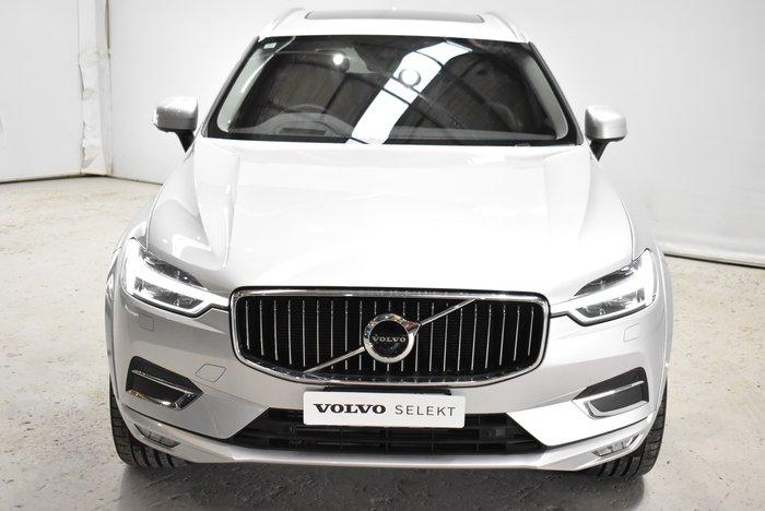 2019 Volvo XC60 T5 Inscription MY20 Four Wheel Drive Silver