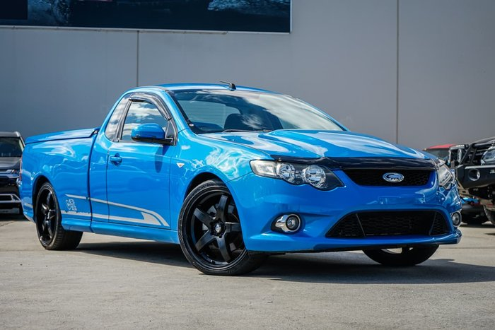 2009 Ford Performance Vehicles GS 302 FG Blue