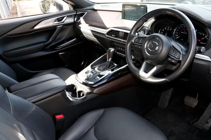 2019 Mazda CX-9 Azami TC White