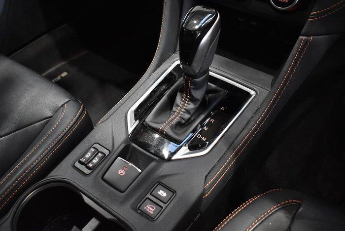 2018 Subaru XV 2.0i-S G5X MY18 Four Wheel Drive Silver