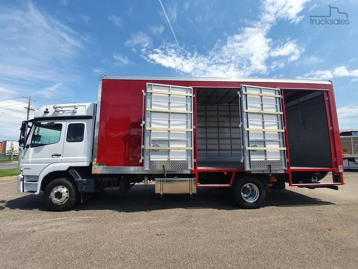 2020 MERCEDES-BENZ ATEGO 1630 L/54 4X2 null null null