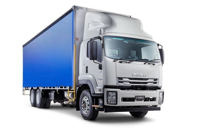 2020 ISUZU FVL 240-300 LWB AUTO FRIGHTPACK null null null