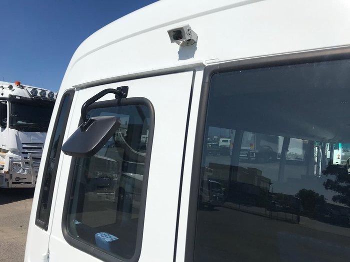 2019 FUSO ROSA BUS DELUXE LWB AUTO White