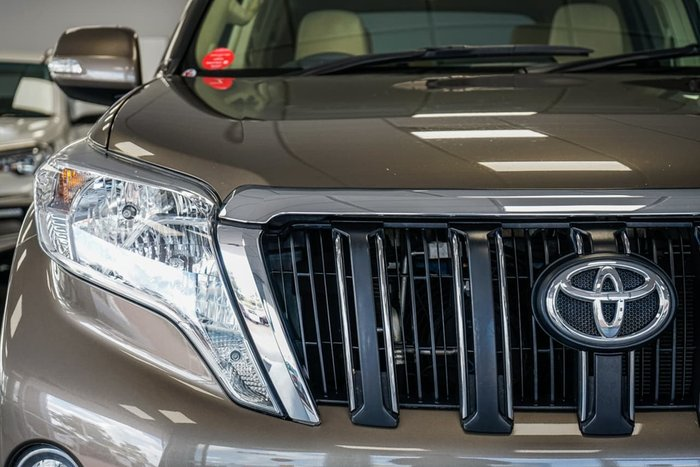 2015 Toyota Landcruiser Prado GXL GDJ150R 4X4 Dual Range