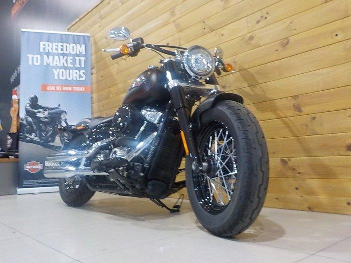 2018 Harley-davidson FLSL SOFTAIL SLIM BLUE