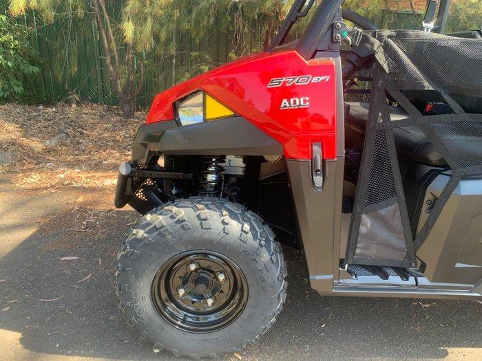 2020 Polaris RANGER 570 HD EPS Red
