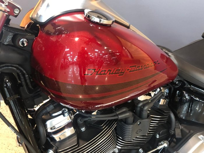 2020 Harley-davidson FLFBS FAT BOY (114) Red