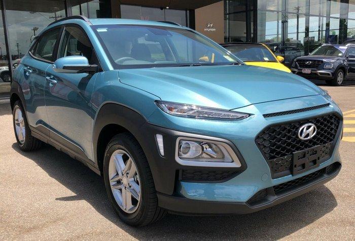 2020 Hyundai Kona Active 2WD