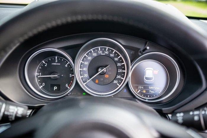 2017 Mazda CX-5 GT KF Series 4X4 On Demand Red