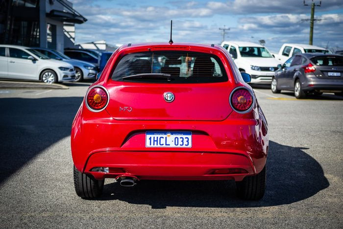2013 Alfa Romeo MiTo Progression Series 2 Red