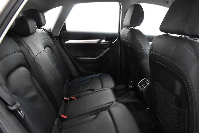 2016 Audi Q3 TFSI 8U MY16 White