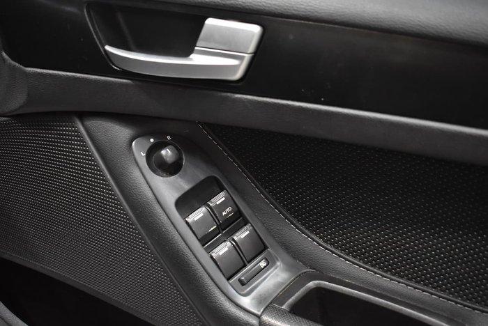 2016 Ford Falcon XR6 FG X Blue