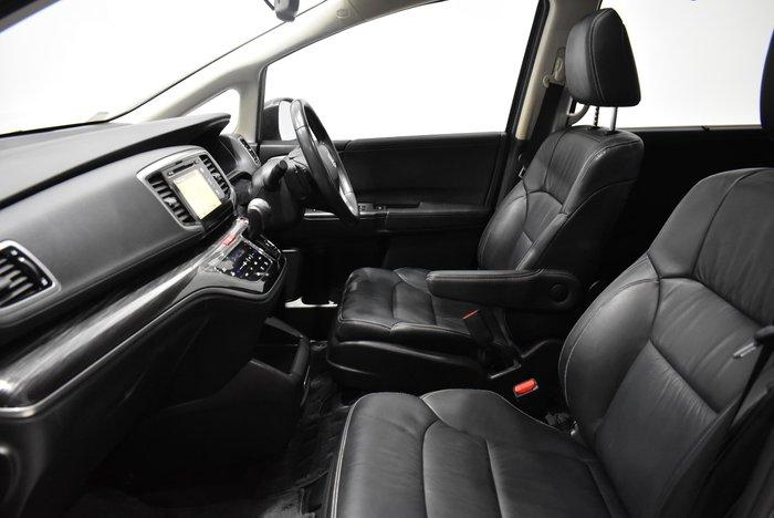 2017 Honda Odyssey VTi-L 5th Gen MY17 Modern Steel