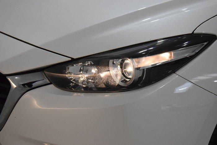 2019 Mazda 3 Maxx Sport BN Series White