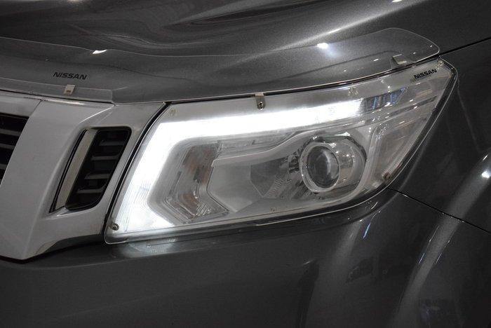 2019 Nissan Navara ST D23 Series 3 4X4 Dual Range Grey