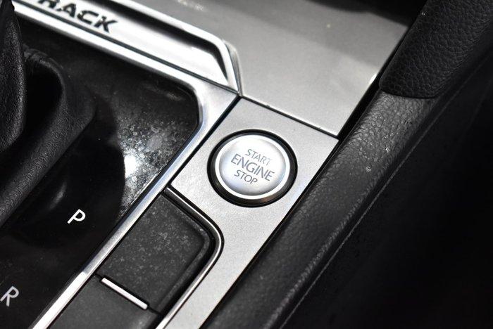 2018 Volkswagen Passat 140TDI Alltrack B8 MY18 Four Wheel Drive Pyrite Silver