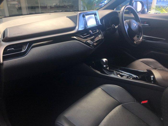 2018 Toyota C-HR Koba NGX50R 4X4 On Demand Black