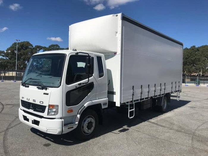 2021 FUSO FIGHTER 1124 AUTO FK62FLY1RFAL