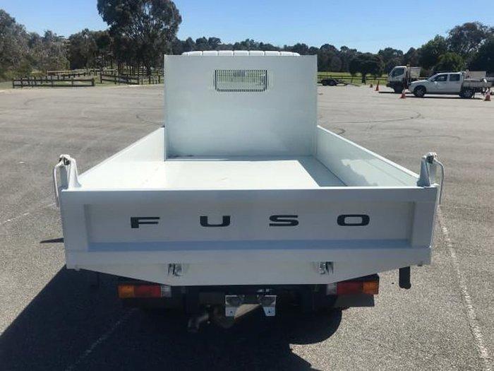 2021 FUSO CANTER 615 FEA61BR3SFBC White