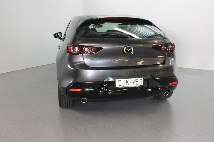 2020 Mazda 3 G25 GT BP Series Grey