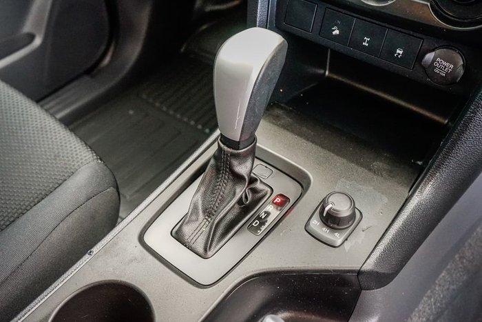 2017 Mazda BT-50 XT UR 4X4 Dual Range White