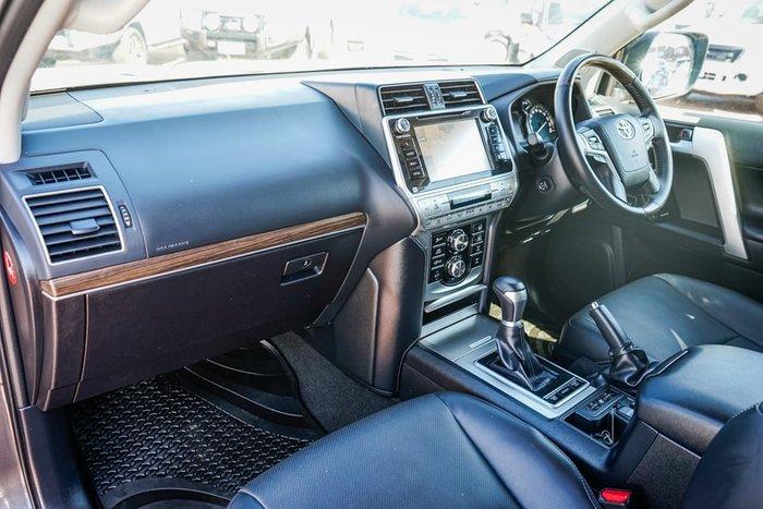 2019 Toyota Landcruiser Prado Kakadu GDJ150R 4X4 Dual Range Grey