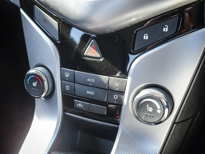 2012 Holden Cruze SRi-V JH Series II MY12 White